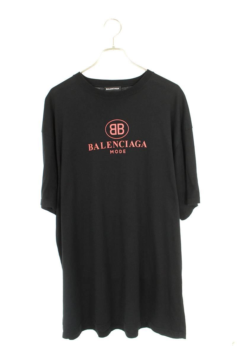BBモードロゴプリントTシャツ