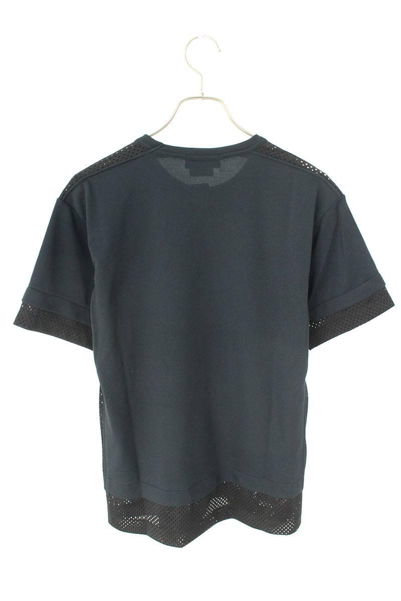 エヴァーグリーン AD2005 メッシュ切替Tシャツ