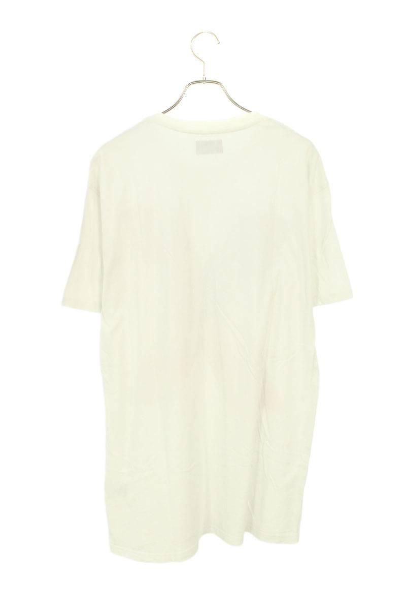 アメリカンフラッグXプリントTシャツ