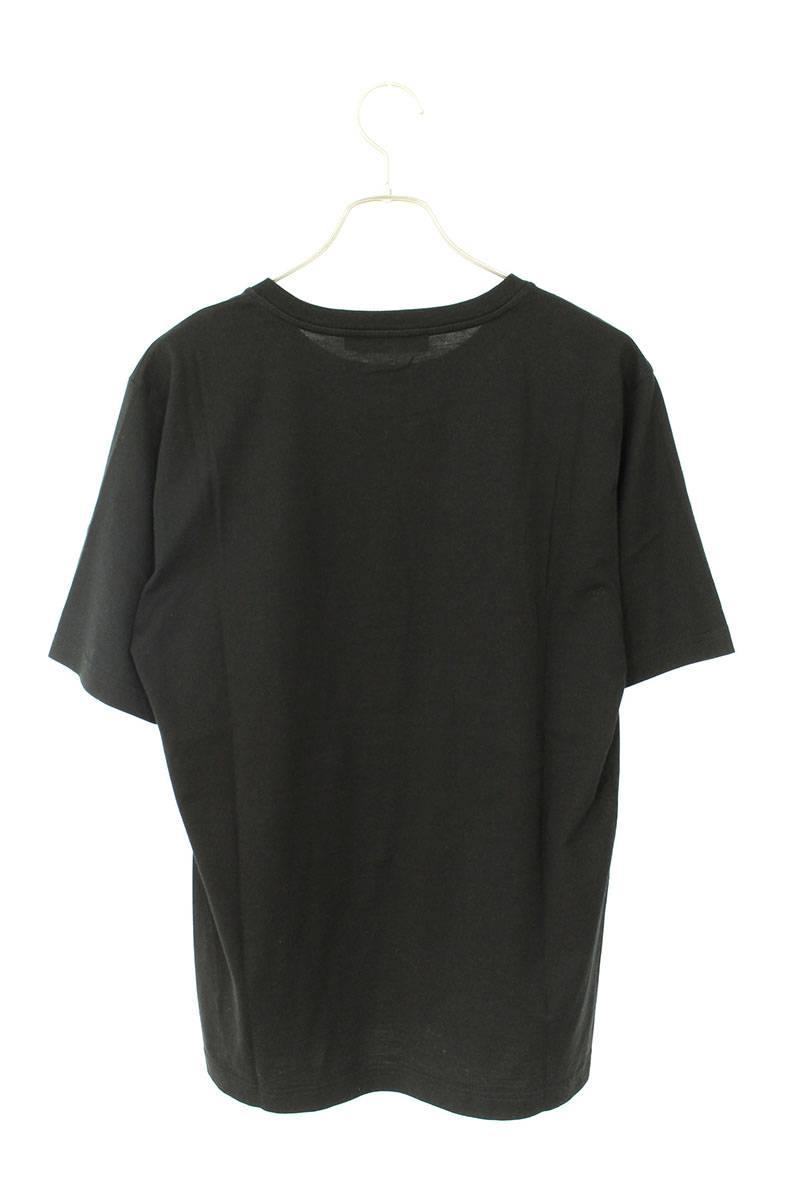 ハートロゴプリントTシャツ