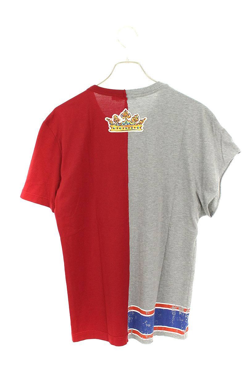 エンジェル刺繍再構築Tシャツ
