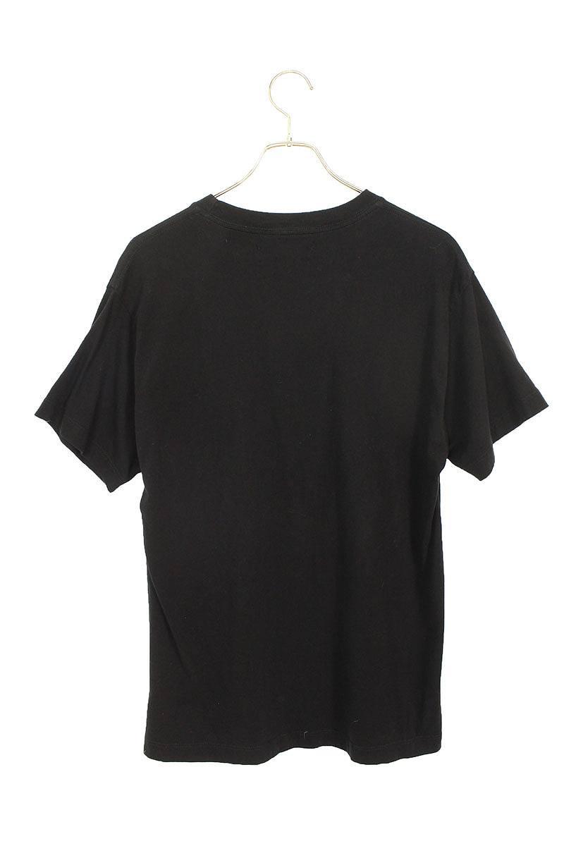 フロントラバープリントTシャツ