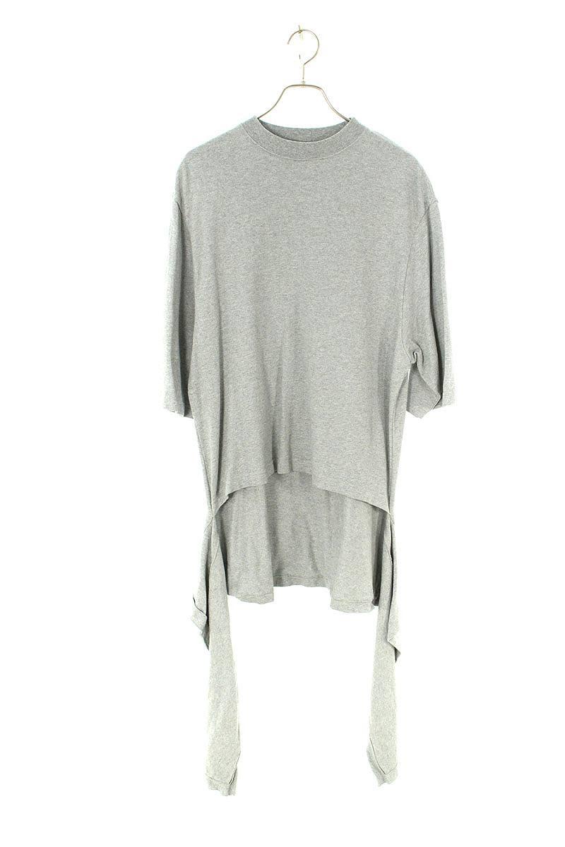 変形デザインTシャツ