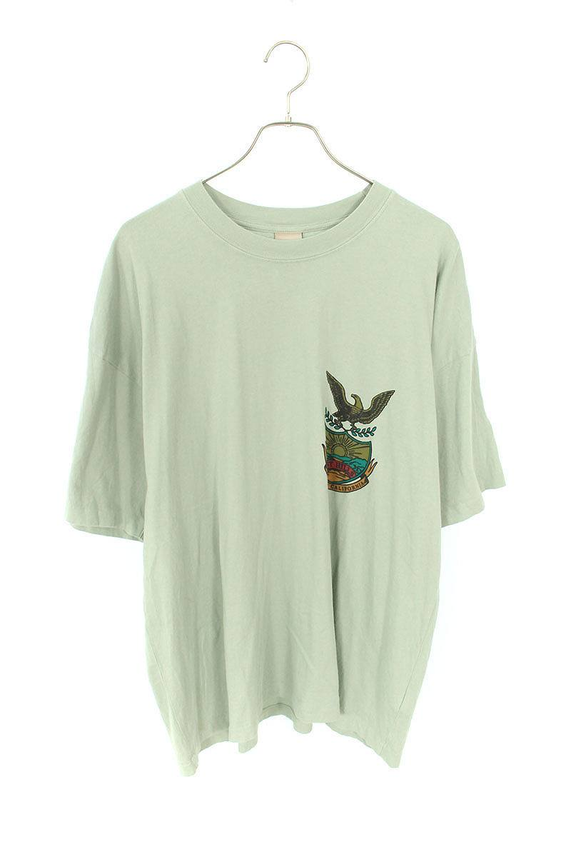 イーグルロゴTシャツ