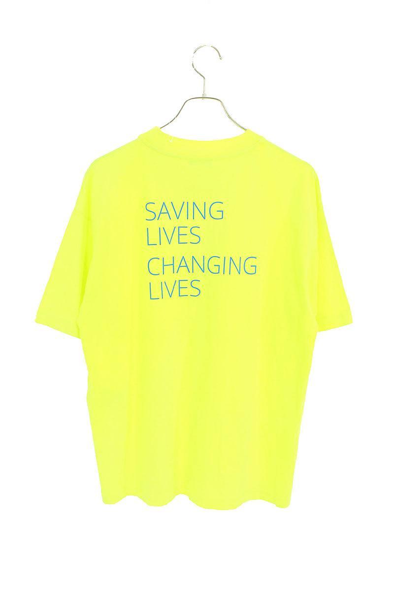 WFPロゴオーバーサイズTシャツ