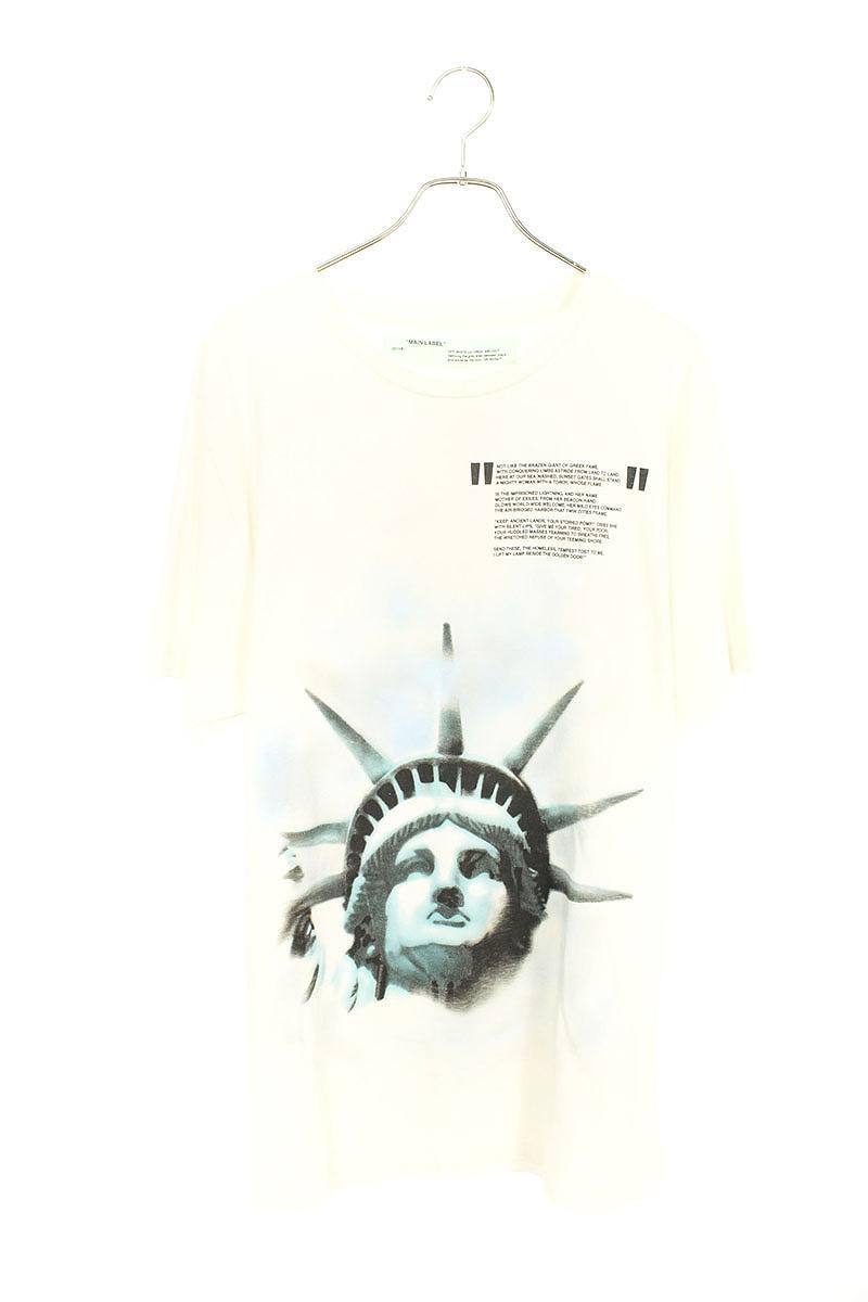 リバティプリントTシャツ