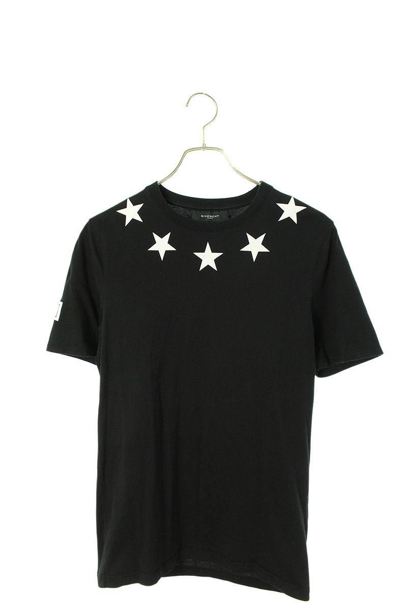 スターナンバリングプリントTシャツ