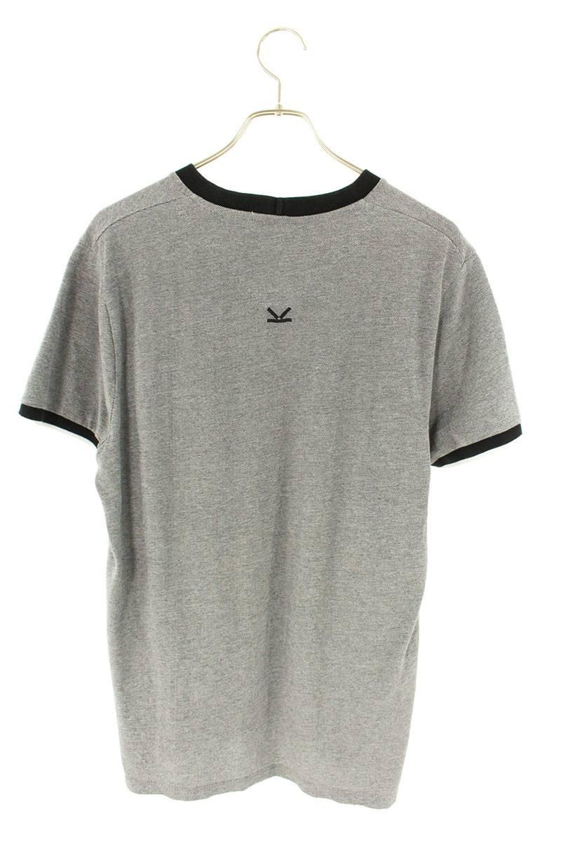 タイガーワッペン鹿の子Tシャツ