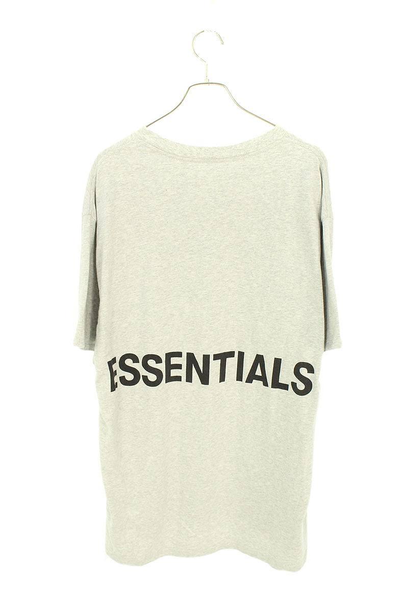 ロゴプリントオーバーサイズTシャツ