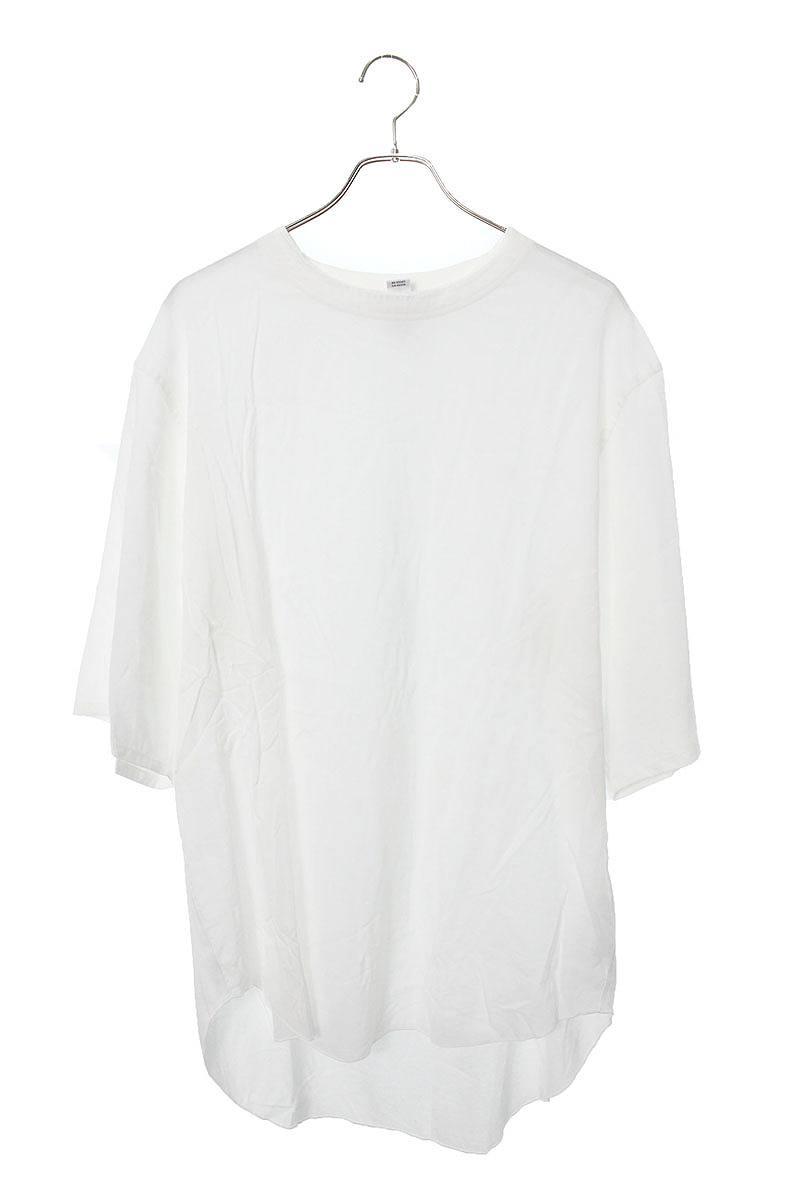 カットオフデザインオーバーサイズTシャツ