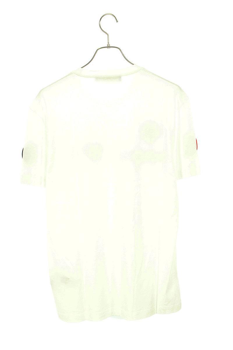 日本限定マルチワッペンデザインTシャツ