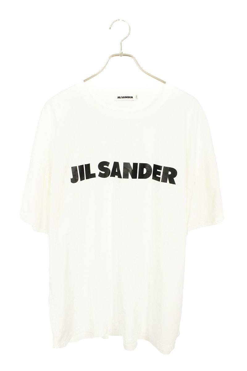 ロゴプリントカットオフTシャツ
