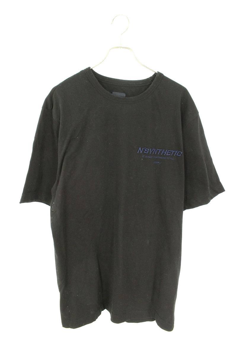 グラフィックプリントオーバーサイズTシャツ