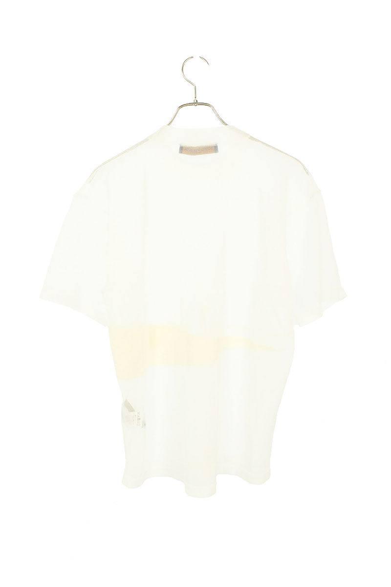 LVモチーフメッシュTシャツ