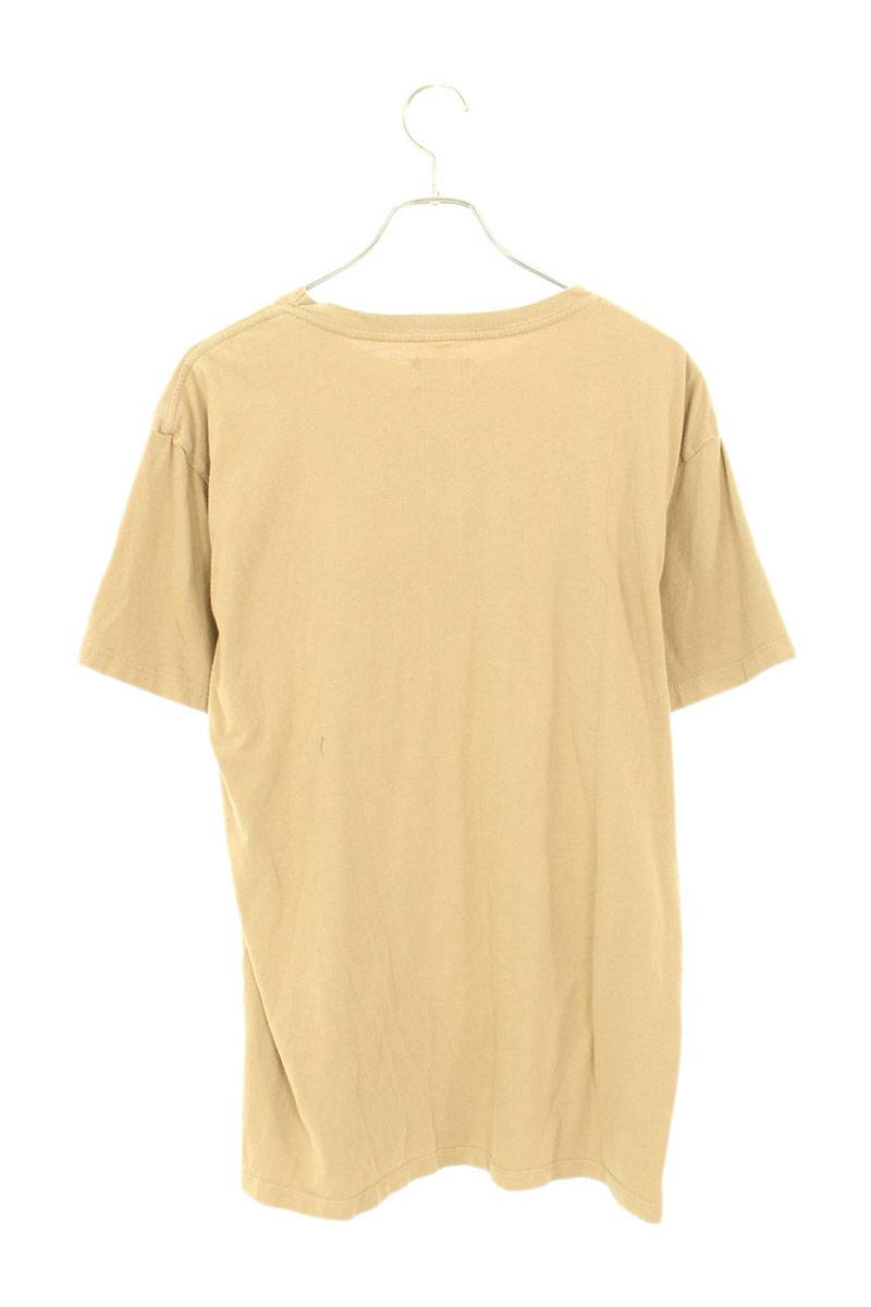英字プリントTシャツ
