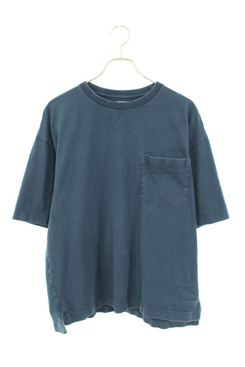 バック刺繍Tシャツ