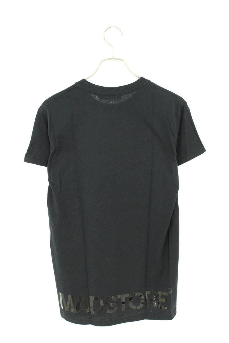 MADSTORE限定ロゴプリントTシャツ