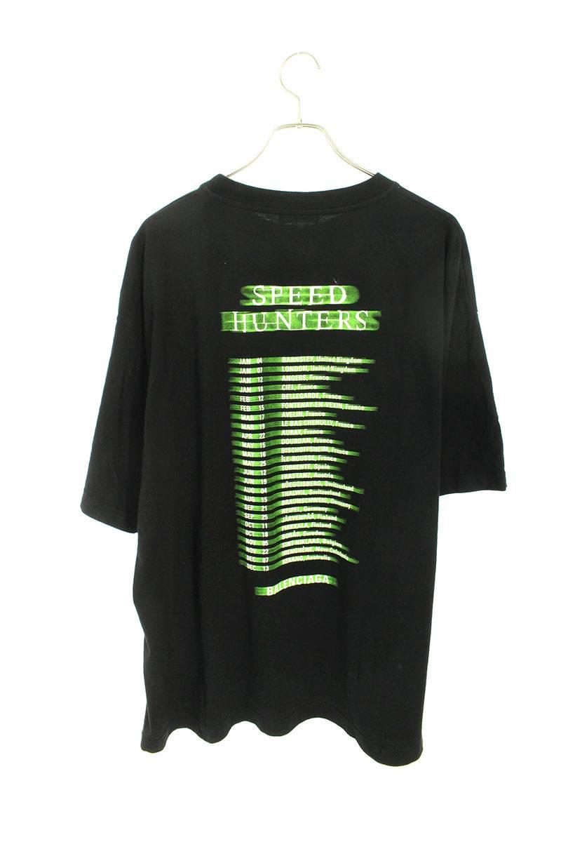 スピードハンターズプリントオーバーサイズTシャツ