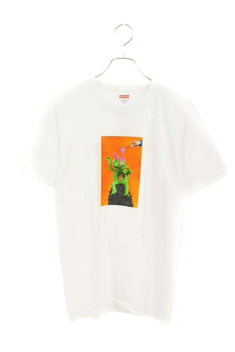 マイクヒルプリントTシャツ