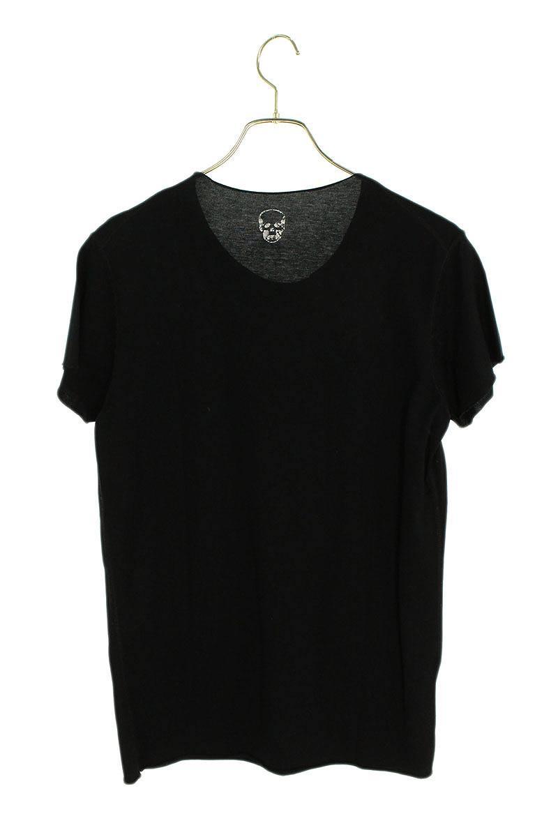 スター迷彩カモフララインストーンTシャツ