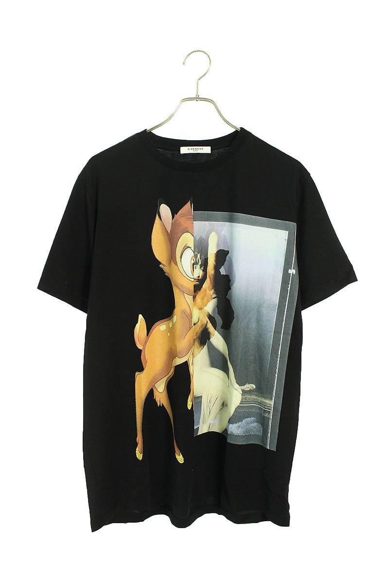 バンビプリントTシャツ