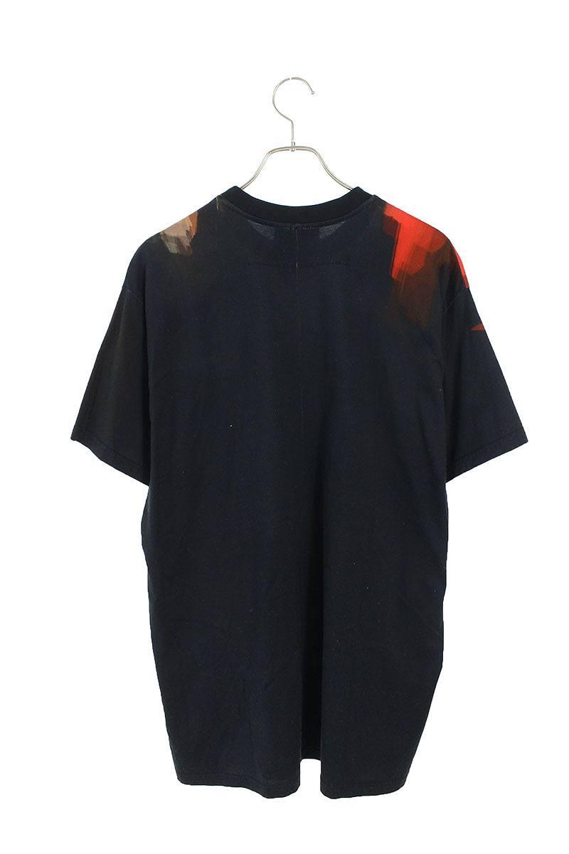 モザイクドーベルマンTシャツ