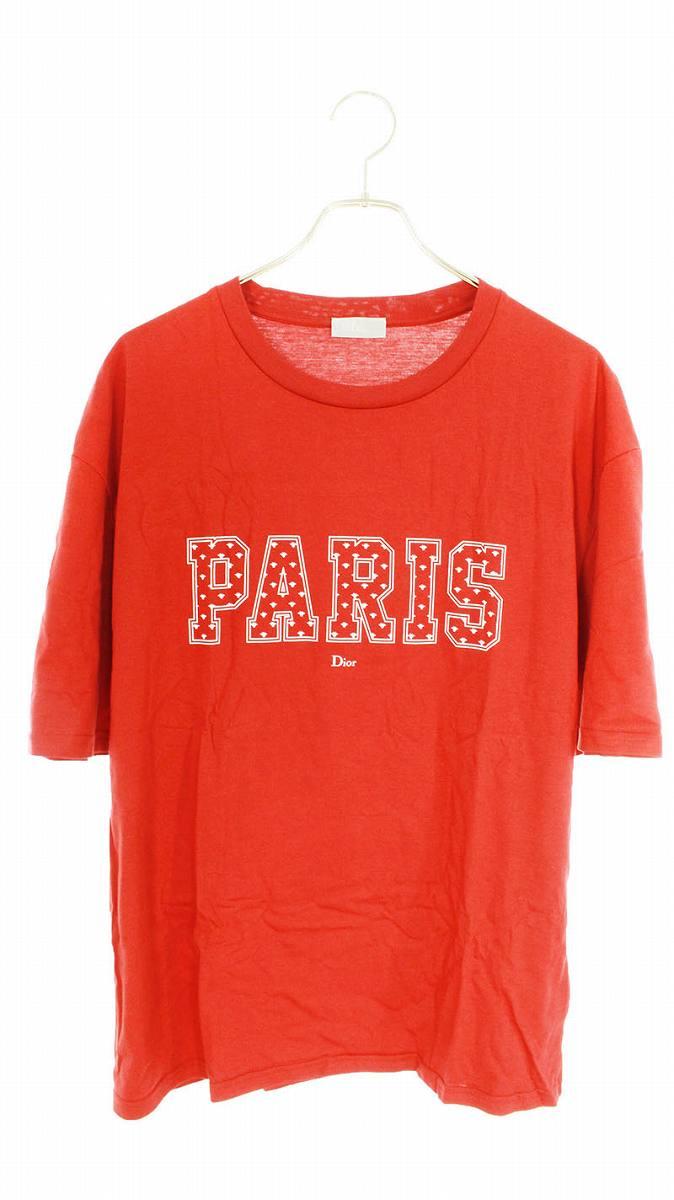 PARIS BEE プリントTシャツ