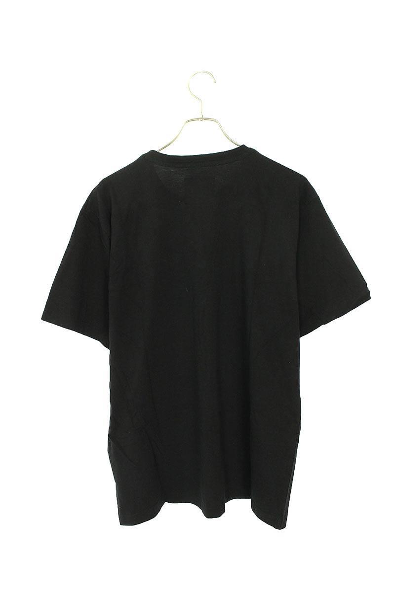 アップルプリントTシャツ