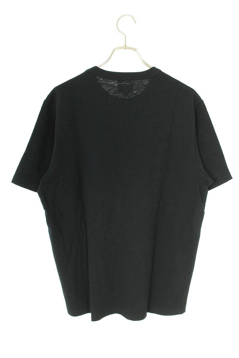 シャッターフロントロゴTシャツ