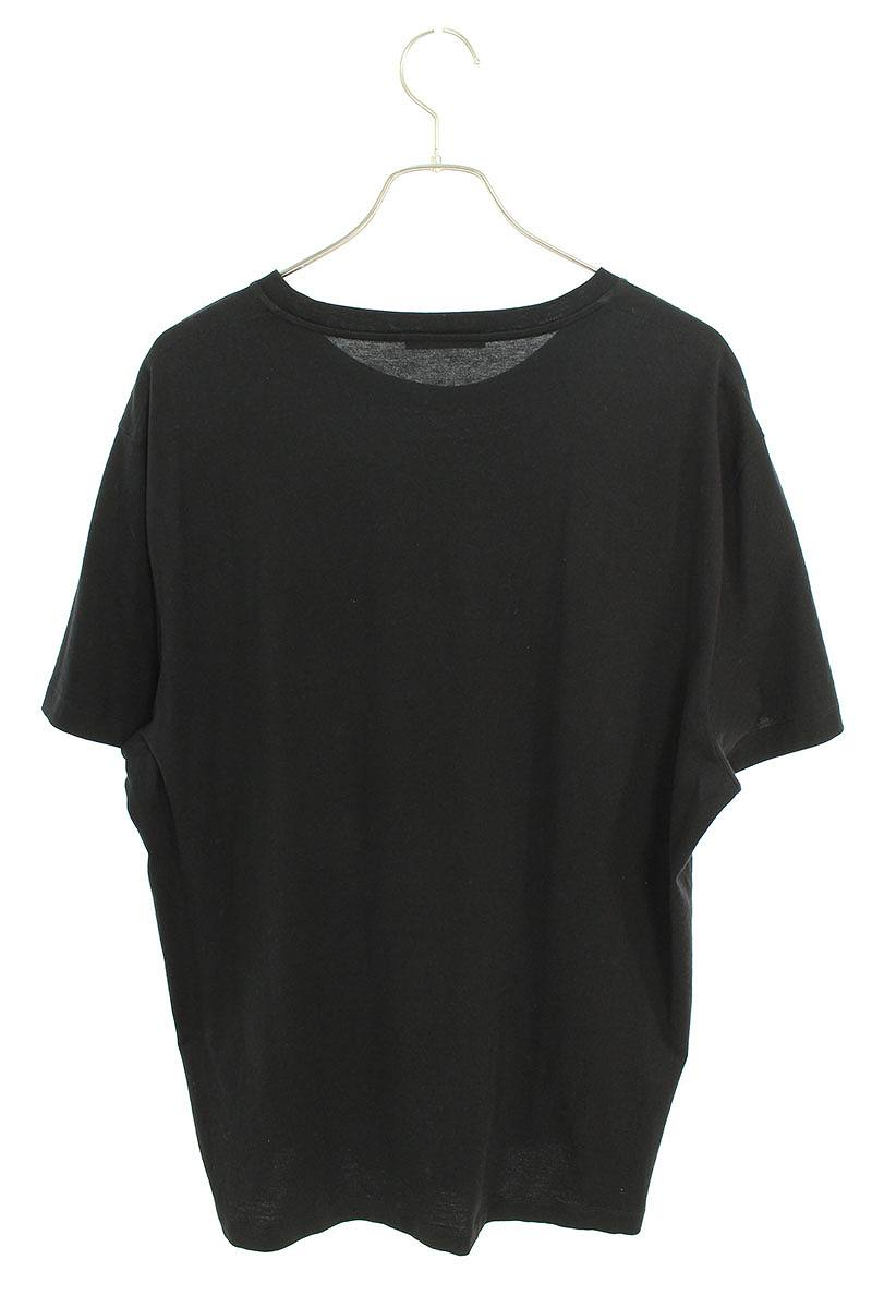フロントマルチカラーロゴ刺繍Tシャツ