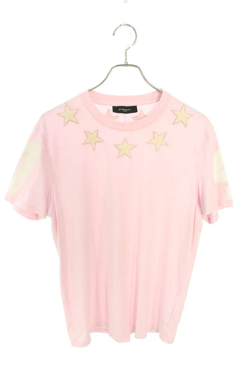 スターワッペンTシャツ