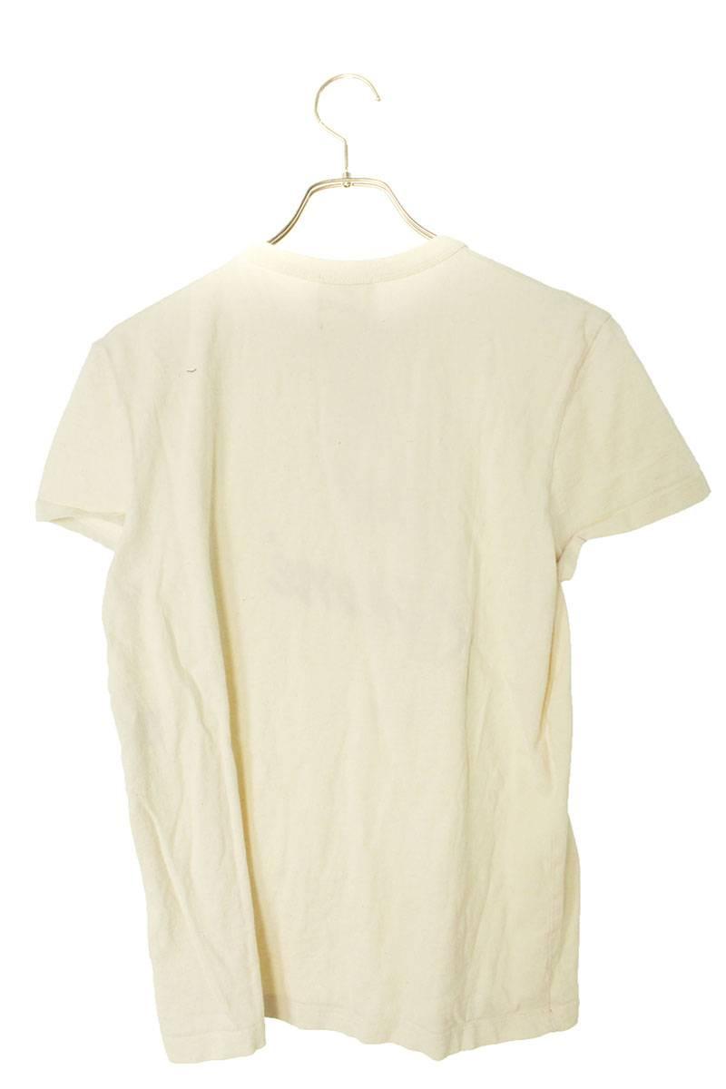 カフェキツネプリントTシャツ