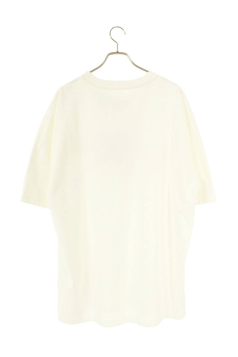 カレンダーロゴテーピングプリントTシャツ