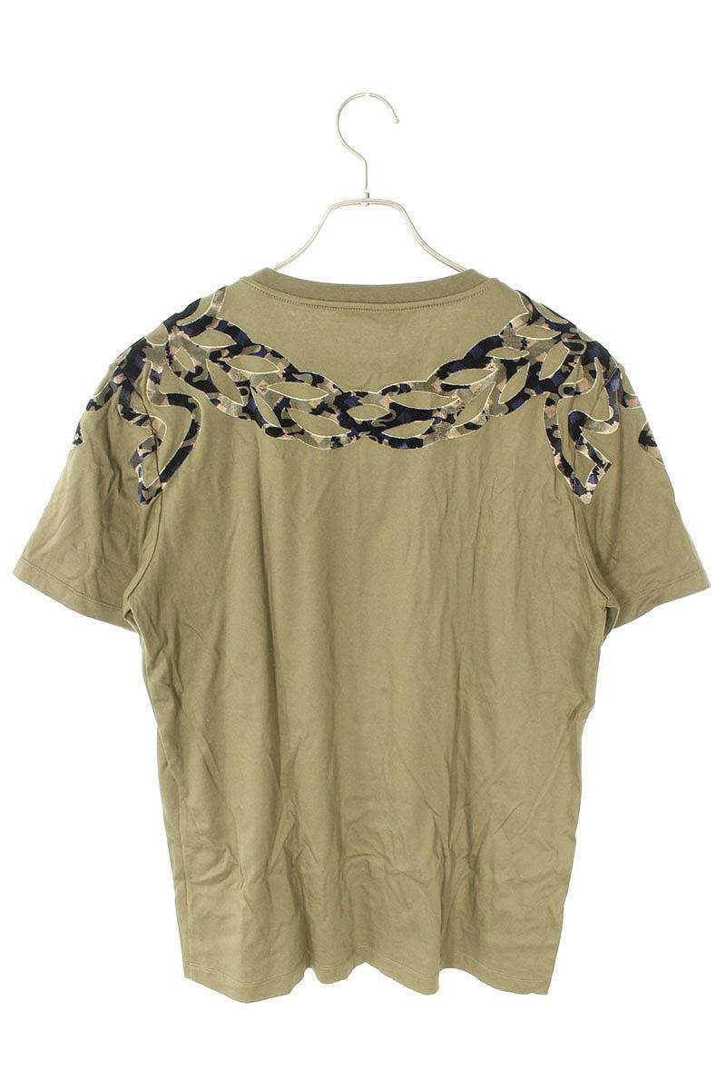 ベルベットデザインTシャツ