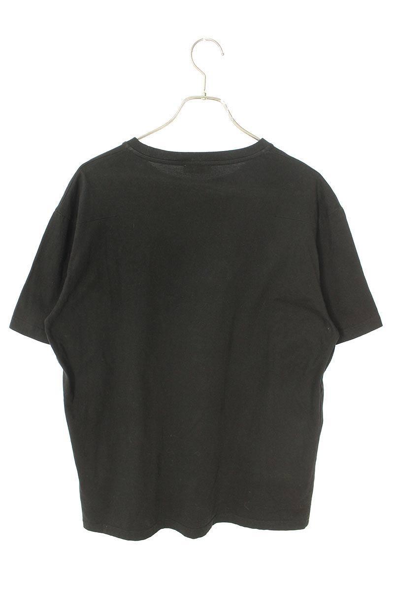 ロゴパッチTシャツ