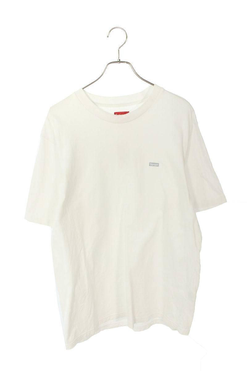 リフレクティブスモールボックスロゴTシャツ