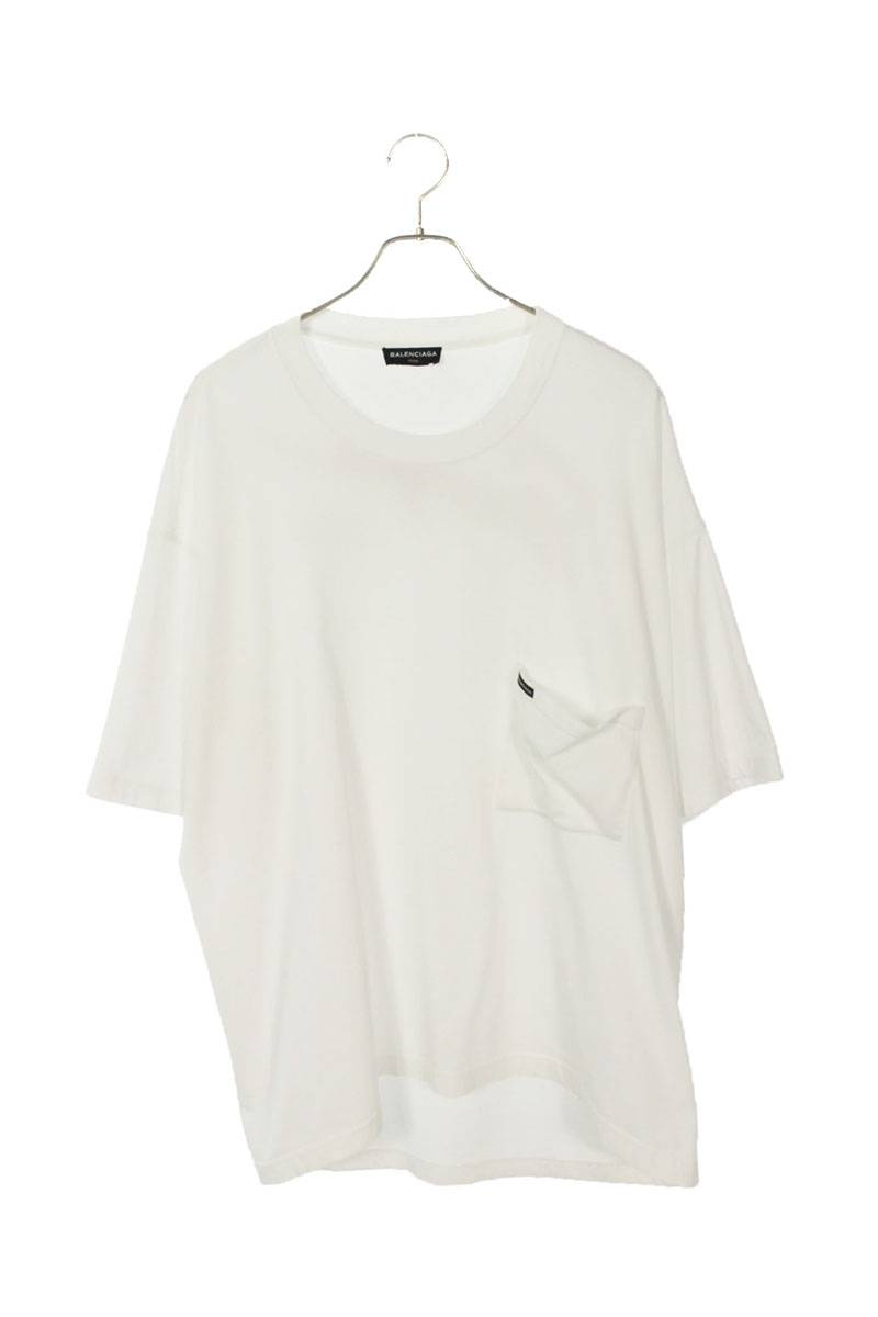 バックヨーロッパロゴオーバーサイズTシャツ