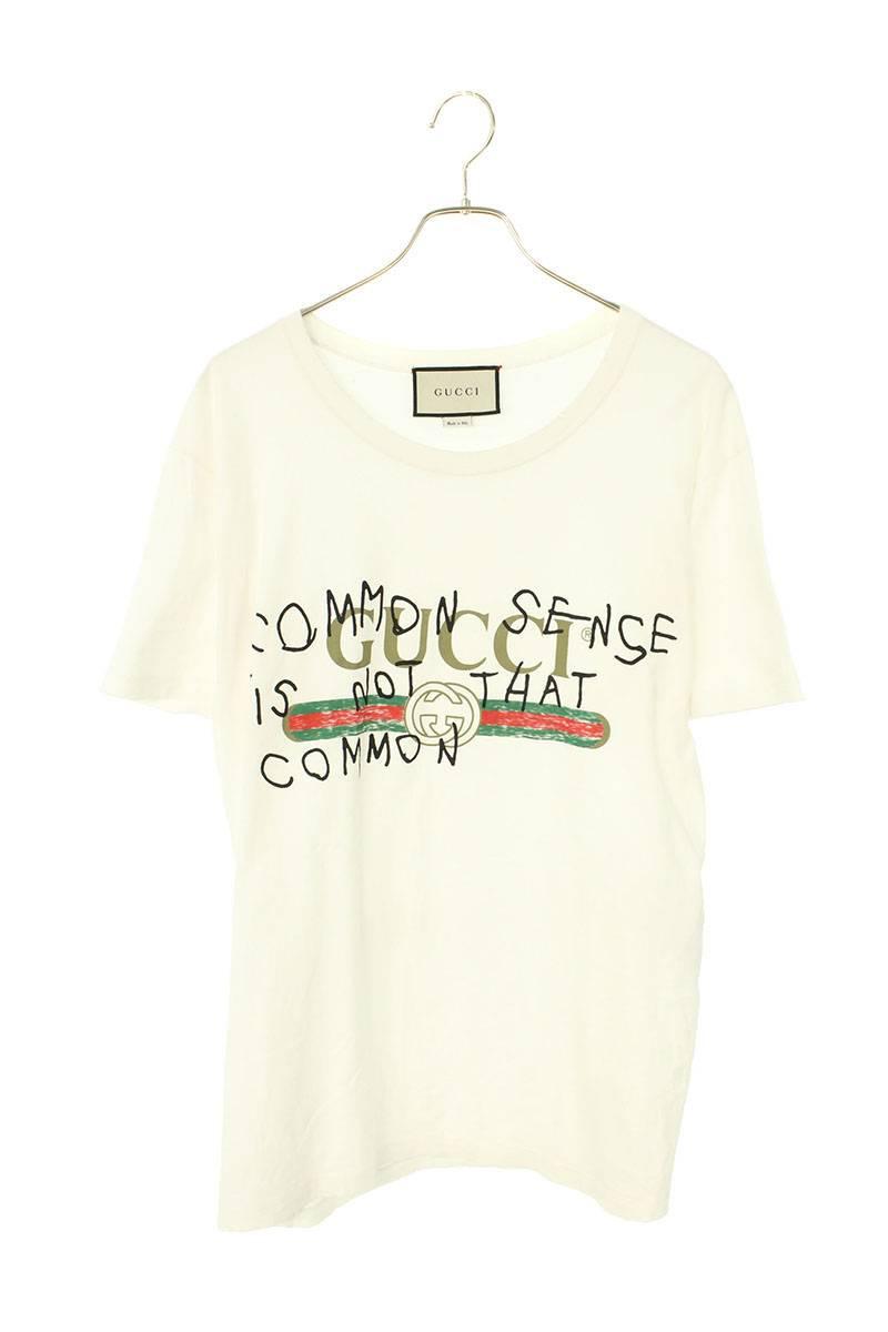 ココキャピタンUSED加工プリントTシャツ