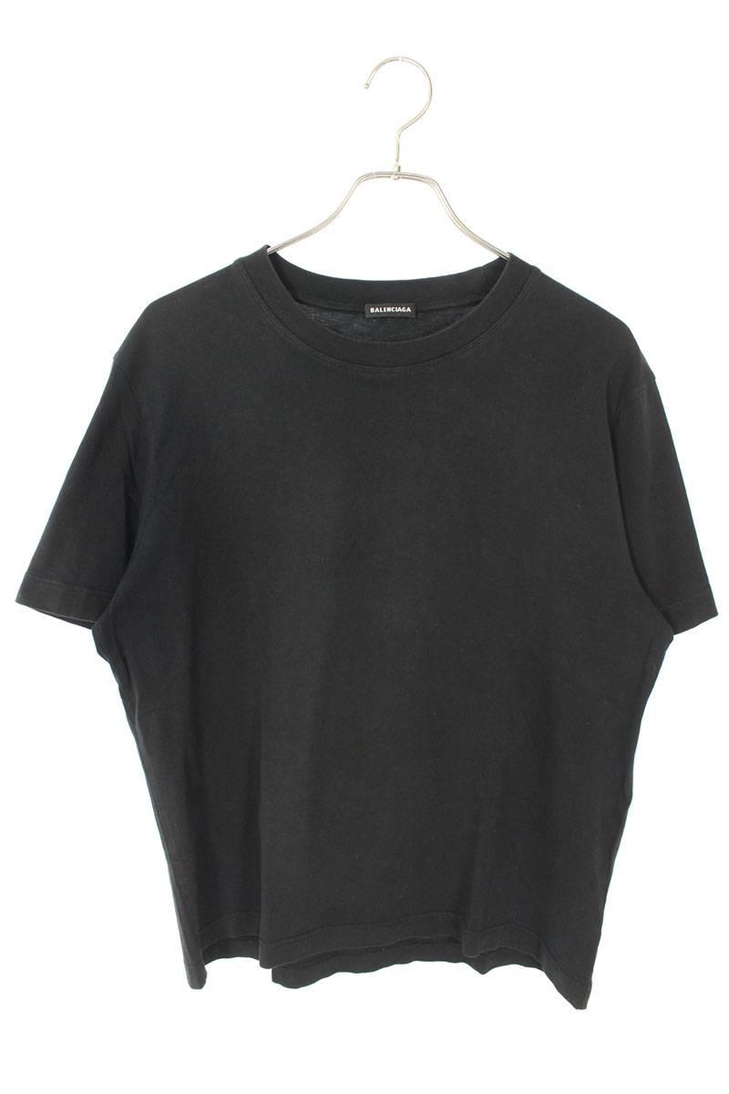 バックプリントTシャツ