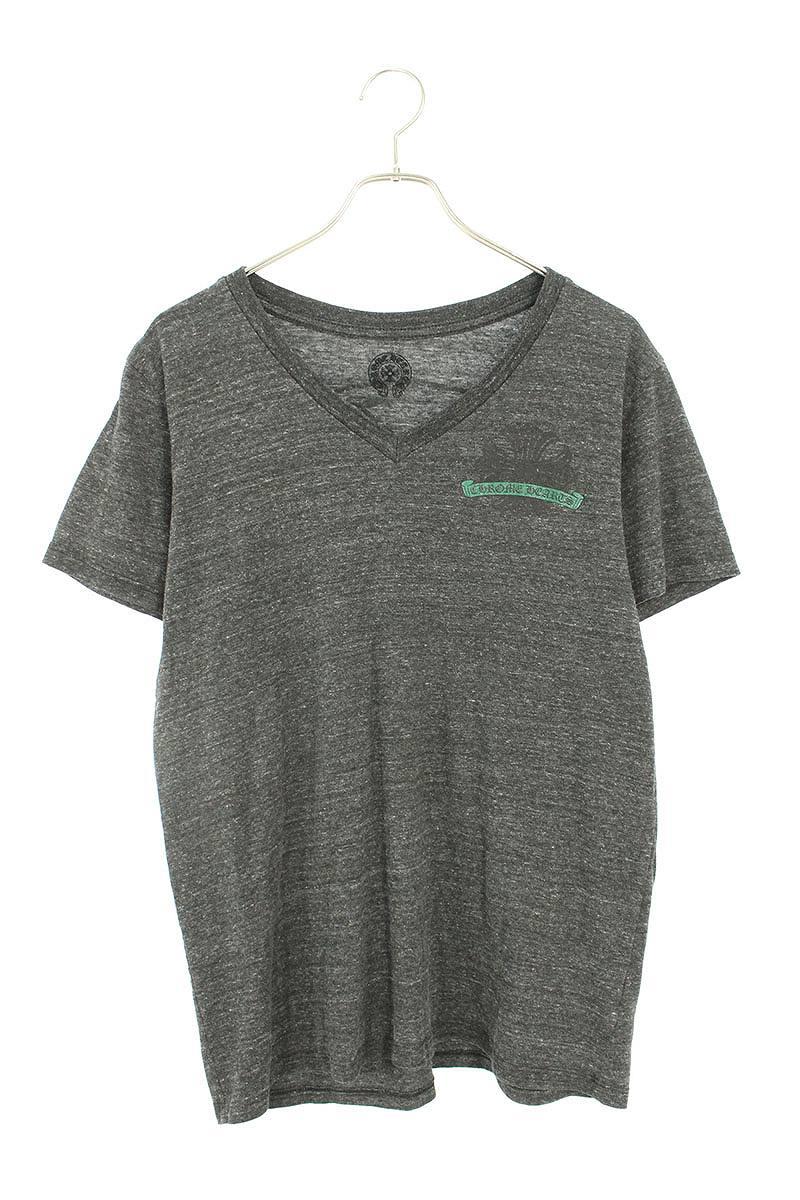 ホースシューバックプリントTシャツ
