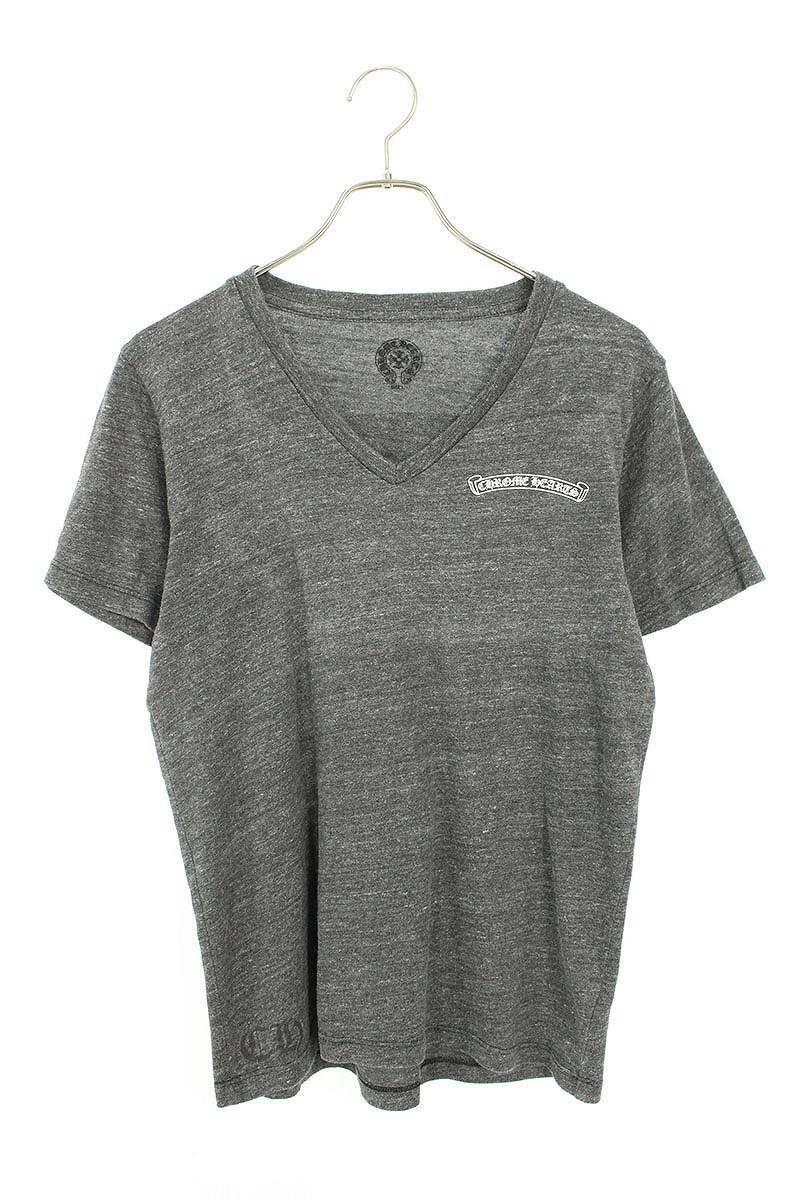 フレアニーバックプリントTシャツ