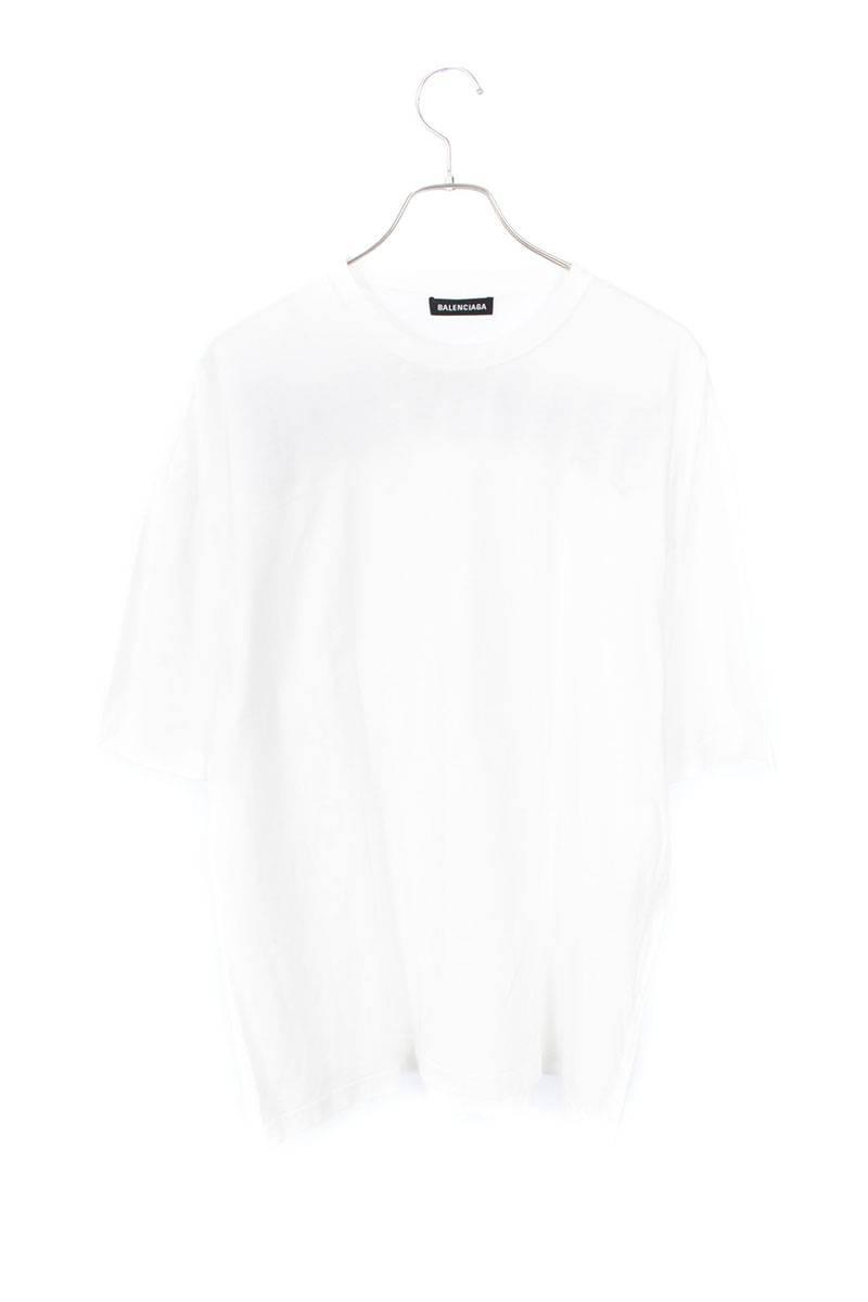 バックタトゥーエンブロイダリーTシャツ