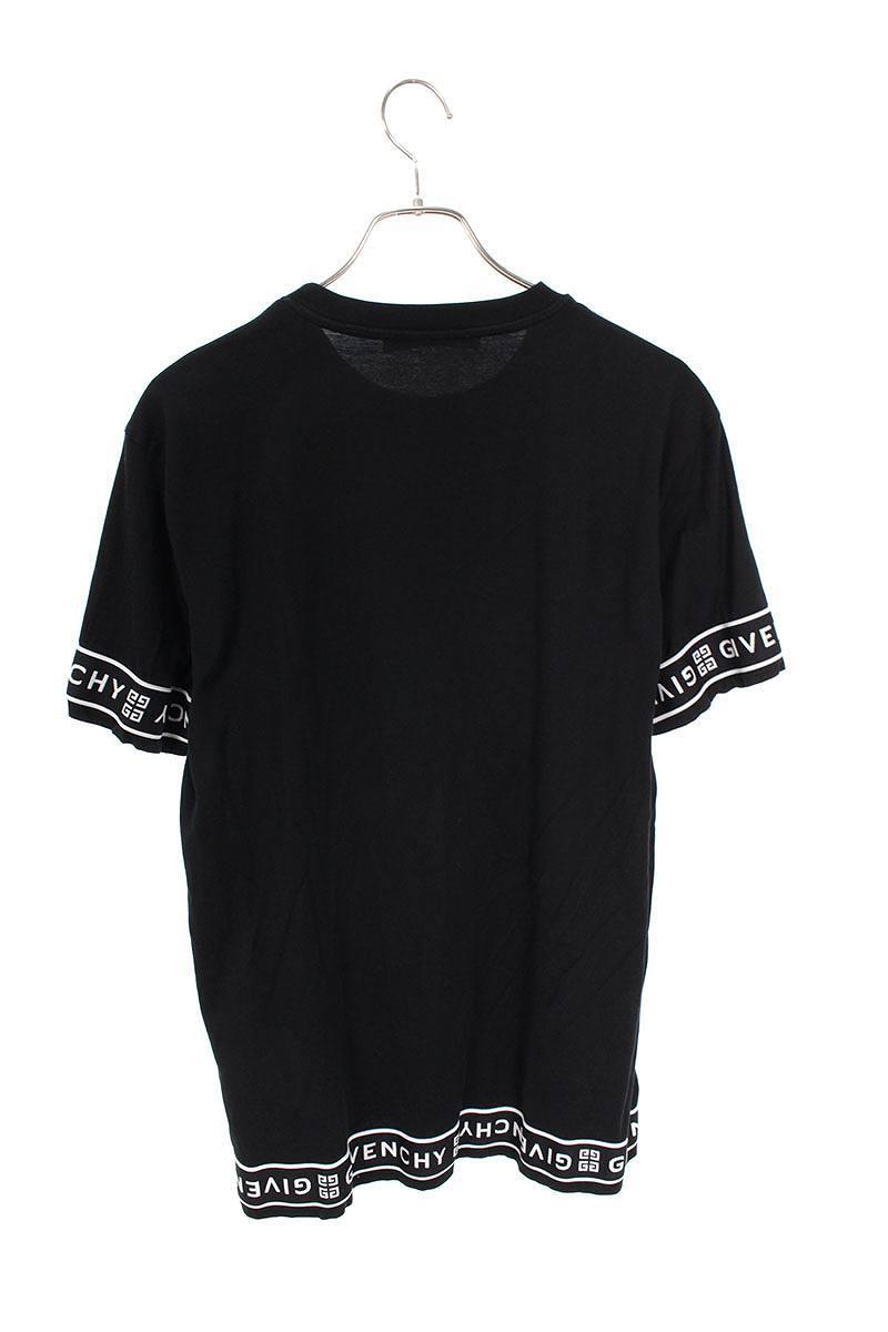 ロゴテープデザインTシャツ
