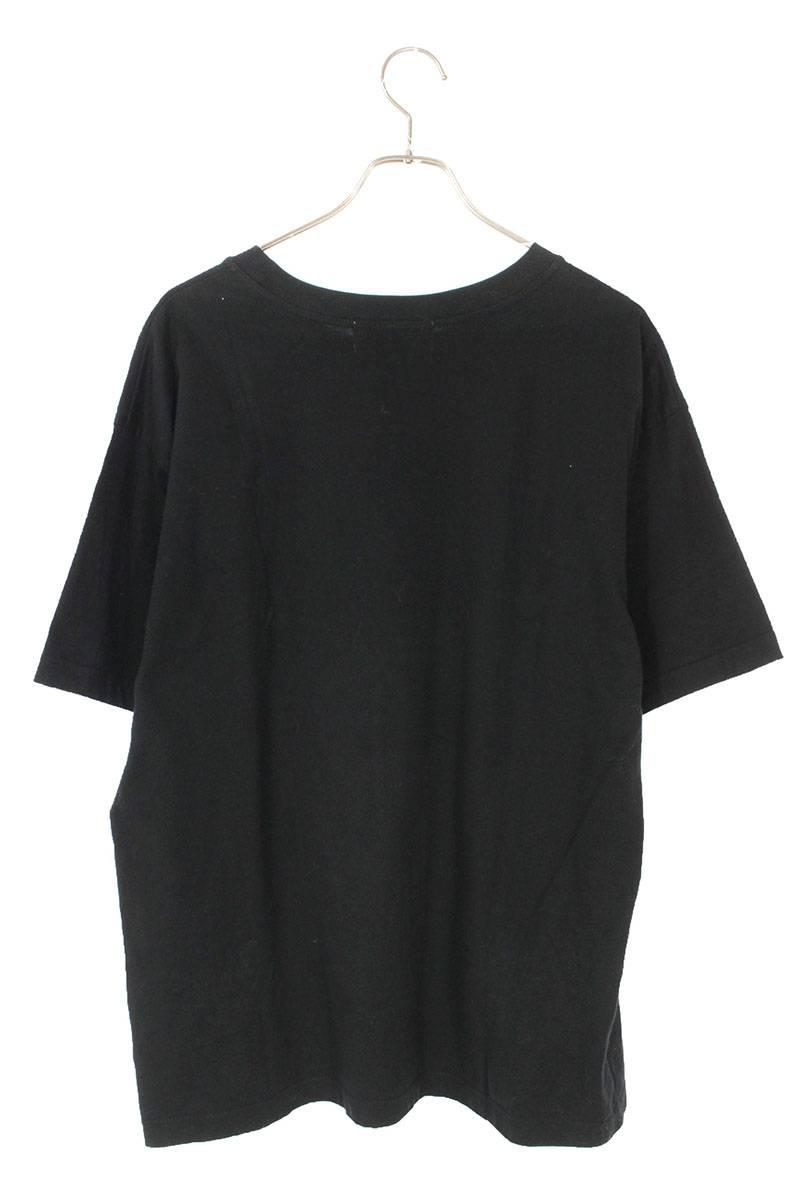フロントウルフ英文字プリントTシャツ