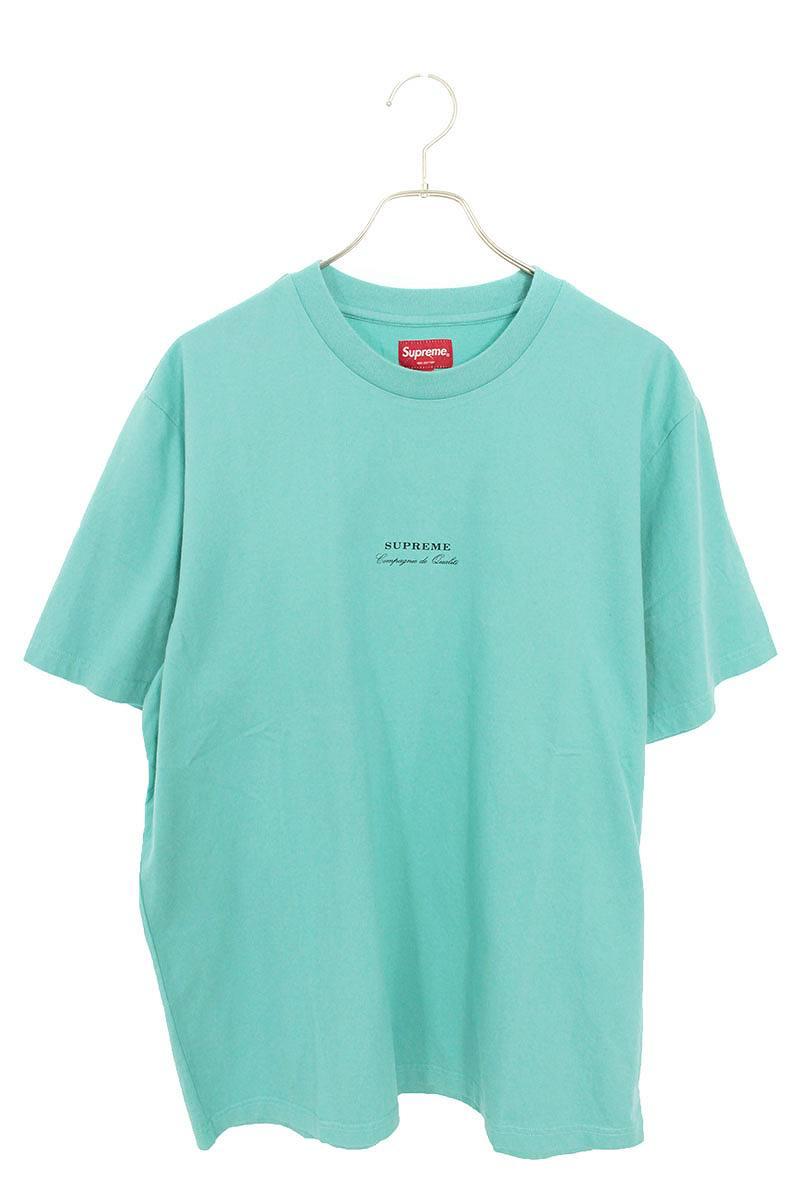 フロントロゴTシャツ