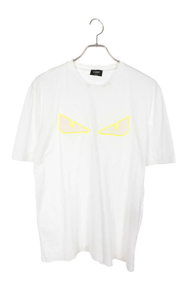 モンスターロゴ刺繍Tシャツ