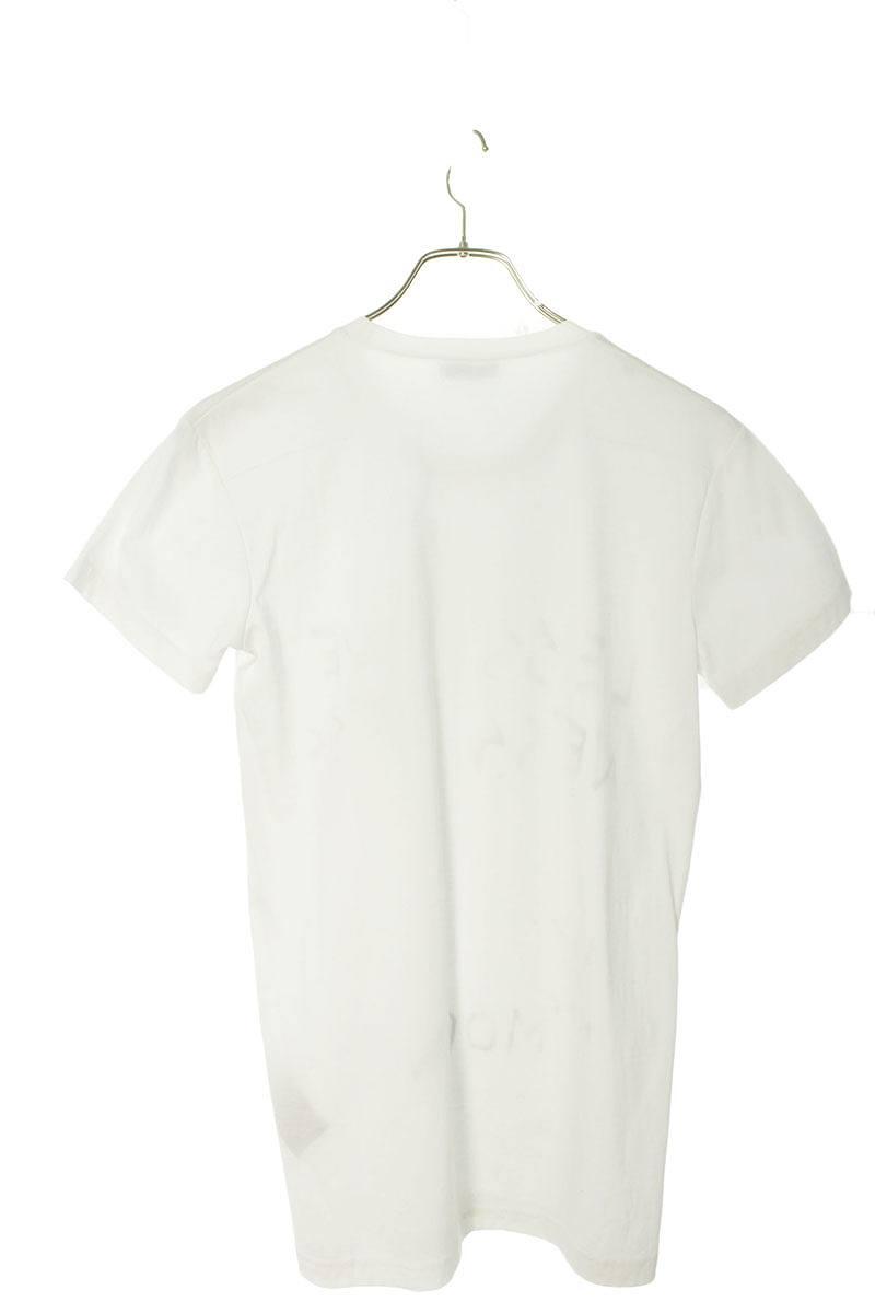 ダーツメッセージプリントTシャツ