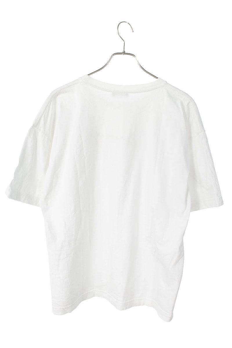 ペイントシグネチャーロゴプリントTシャツ