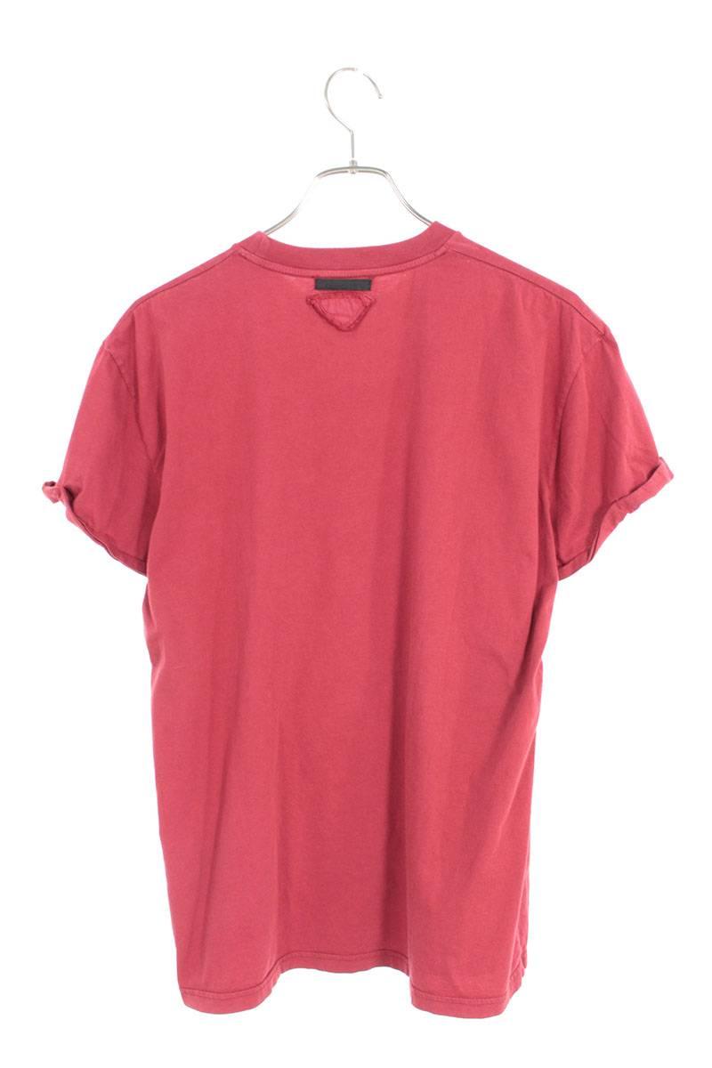 三角プレートデザインプレーンTシャツ