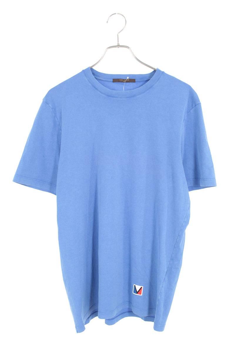 ガストンVパッチプレーンTシャツ